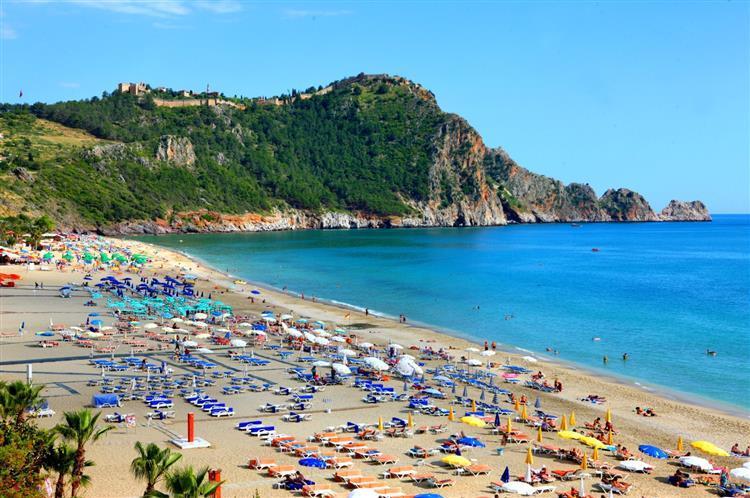 пляж Демирташ
